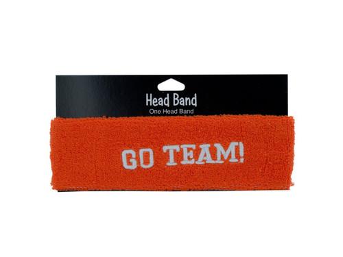 1pc orng headband 051082