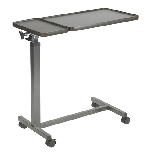 Multi-Purpose Tilt-Top Split Overbed Table