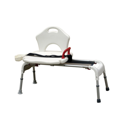Folding Universal Sliding Transfer Bench