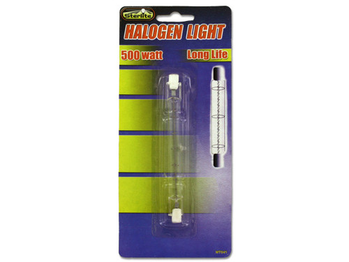 500 Watt Halogen Light Bulb