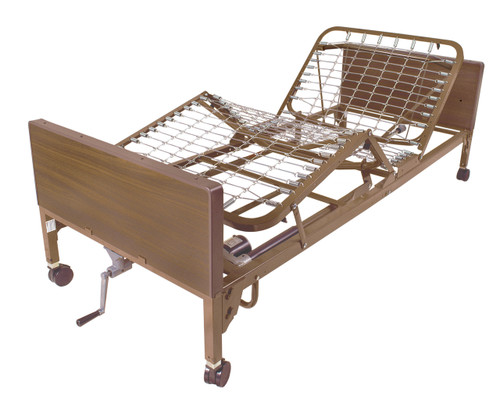 Semi Electric Hospital Bed, Frame Only