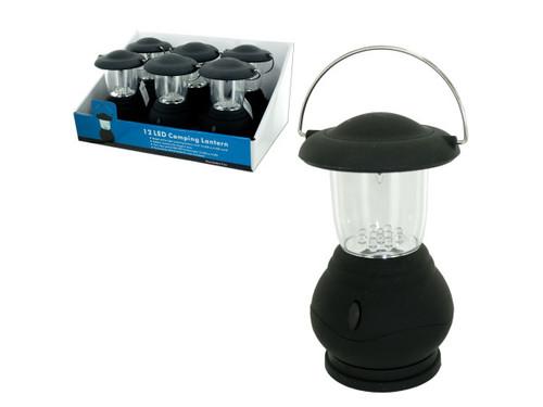 12 LED Camping Lantern Display