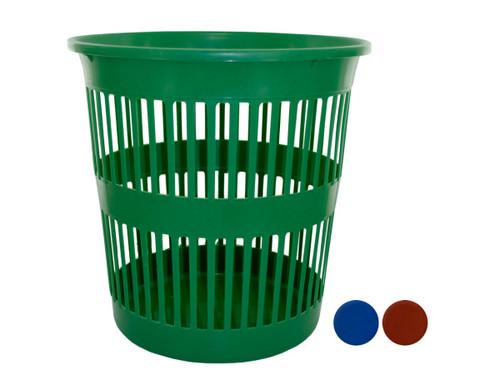 11 inch plastic wastebasket