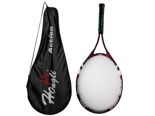 "26"" Tennis Racket with Zipper Case"