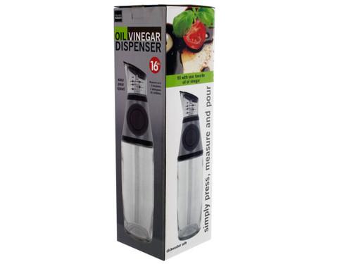16 oz. Oil & Vinegar Dispenser with Easy-Pour Spout