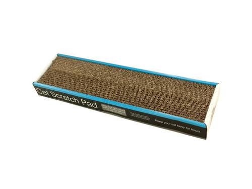 Corrugated Cat Scratch Pad
