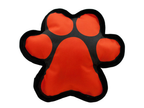 Paw Shape Squeaky Dog Toy