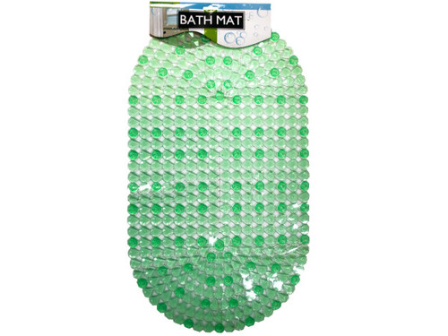 Anti-Slip Bath Mat with Suction Cups