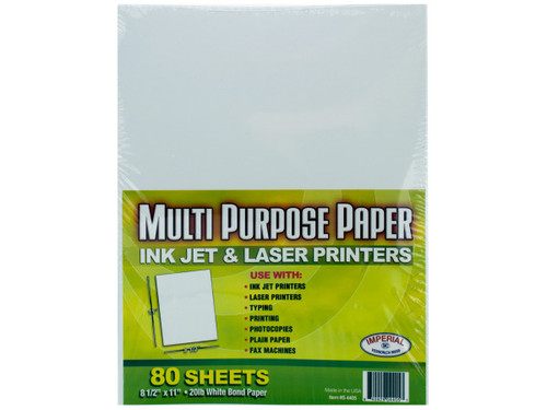 Multi-purpose Printer Paper
