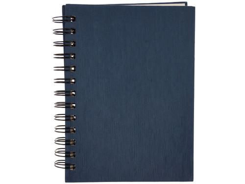 """7"""" Blue Notebook"""