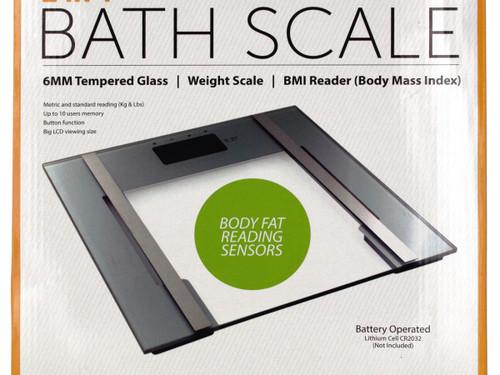 2 In 1 Digital Bath Scale