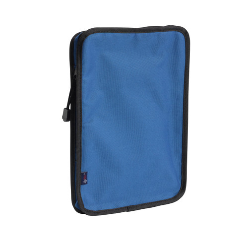 AgeWise Walker Rollator Personal Computer/Tablet Caddy, Blue
