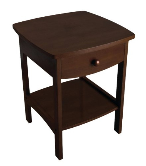 Winsome Wood Accent Table , Walnut