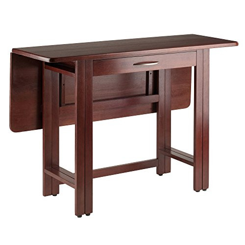 Winsome Wood Taylor Drop Leaf Table