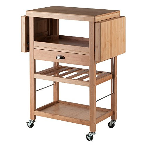 Winsome Wood Barton Kitchen Cart