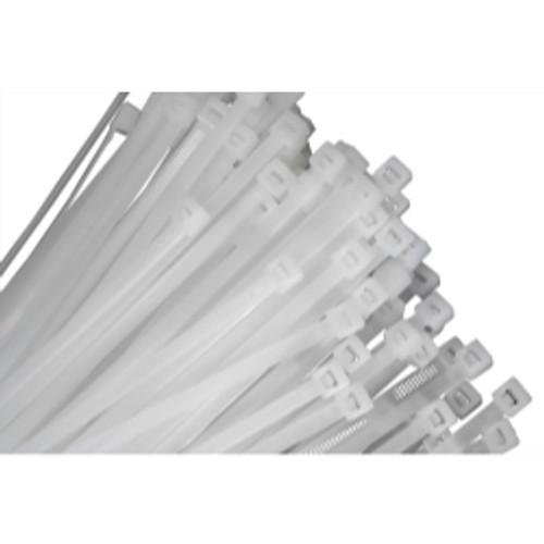 "14"" Natural Wire Tie, 50 lb. Tensile 100/pk"