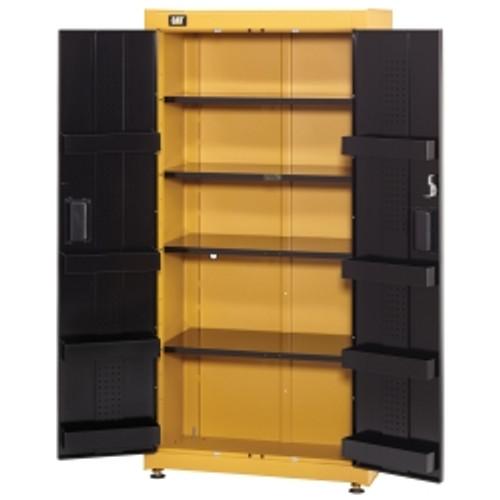 """36"""" Wide x 74"""" High Floor Cabinet - Shelves"""