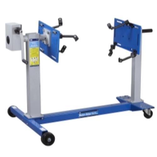 Heavy-Duty Motor-Rotor® Repair Stand, 2000 Lb. Capacity