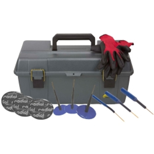 Professional Introductory Tire Repair Kit (113 Repairs)