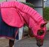Double Fleece Mane Saver Hood Mini sizes