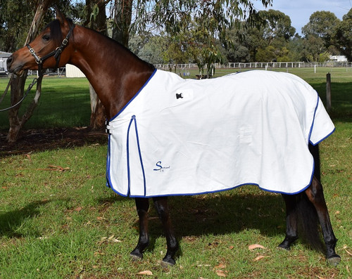 Summer Tearstop Paddock Rug mini sizes
