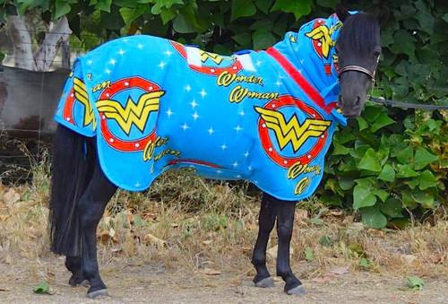 Wonder Woman double fleece combo