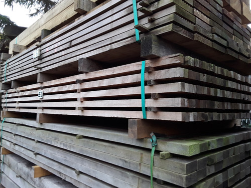 HARDWOOD AIR DRIED SAWN AFRICAN OPEPE TIMBER BEAN STICKS / WOODTURNING BLANKS