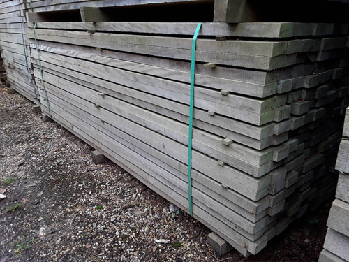 HARDWOOD AIR DRIED SAWN OPEPE TIMBER BATTENS / BENCH SLATS /