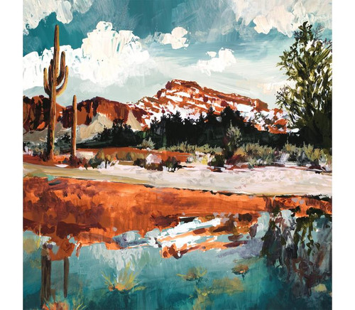 NP Red Mesa 16X16