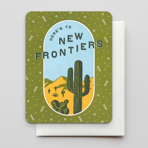 To New Frontiers