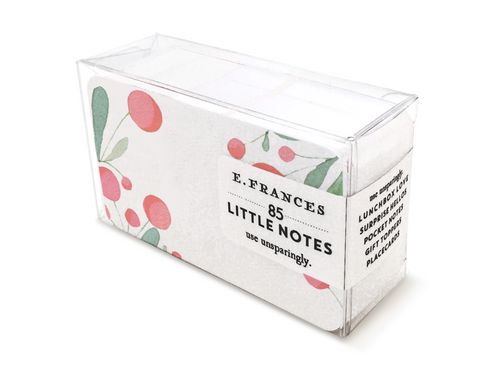 Little Notes - Jolly Berries