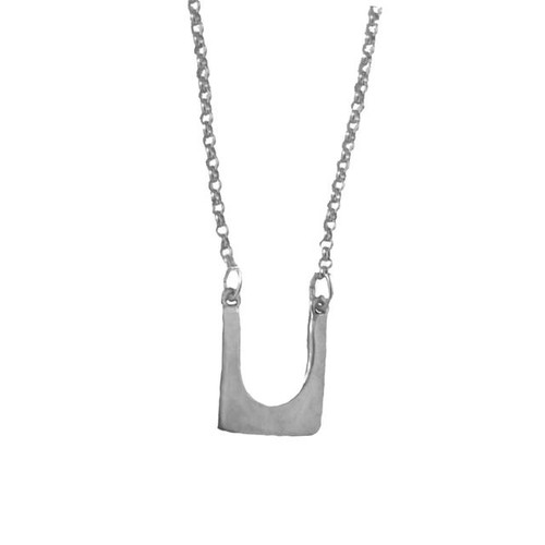 DP Perfectly Imperfect Square Silver