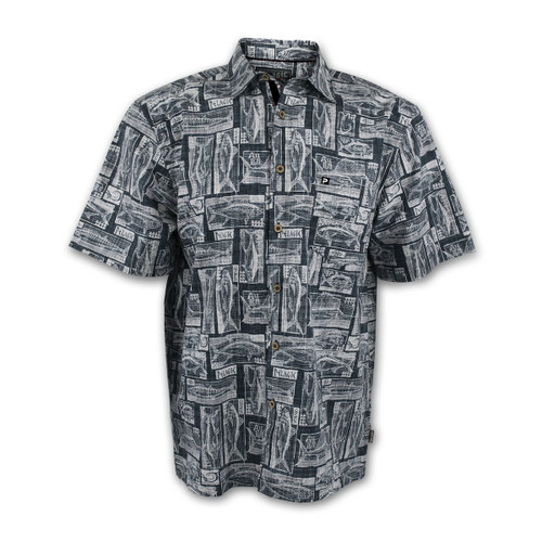 Fish Market Woven Shirt