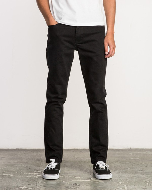 Hexed Slim Fit Denim