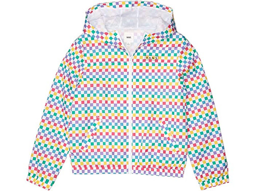 Kastle Check Windbreaker
