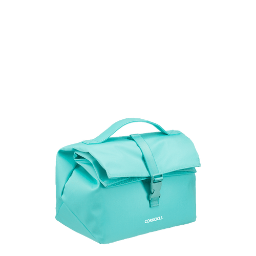 Nona Rolll-Top Turquoise