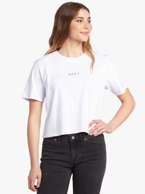 Tropical Dayz Cropped T-Shirt