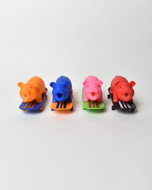Squeeze Pig Skateboard