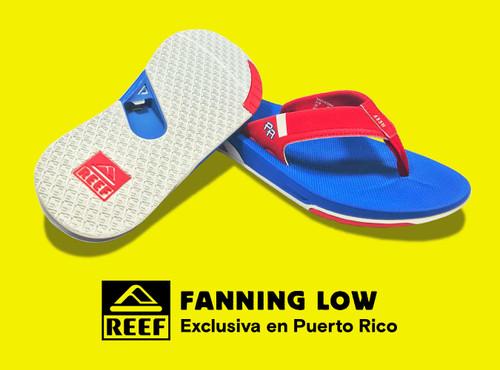 Fanning Low Puerto Rico