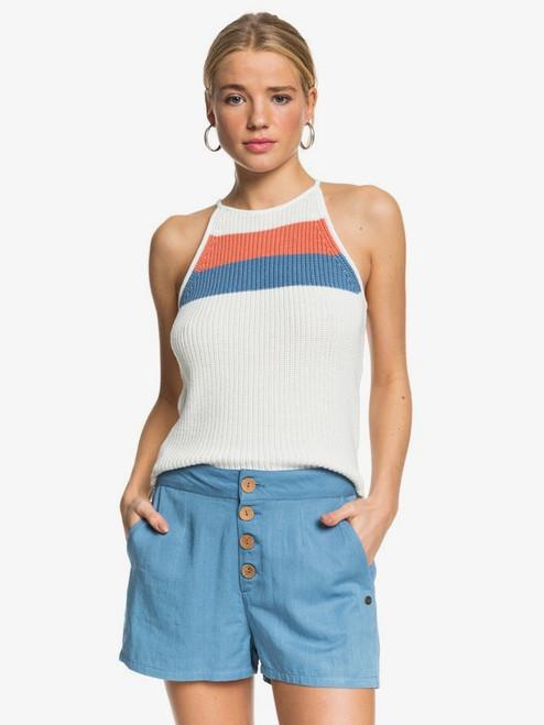 Carmel Beach Buttoned Shorts