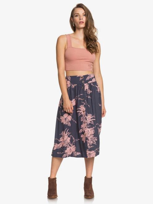 Never Been Better Midi Skirt