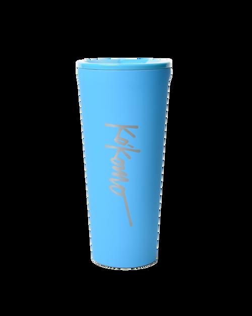 Kókomo Tumbler 24 oz Neon-Blue