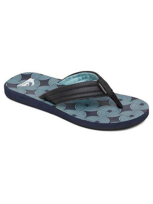Carver Print Sandals