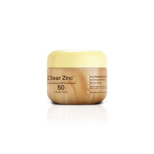 Original SPF 50 Clear Zinc