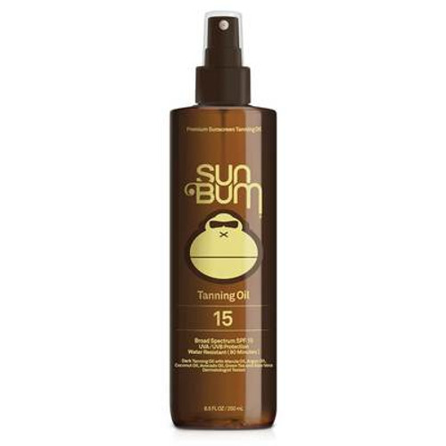 SPF 15 Tanning Oil 8.5oz