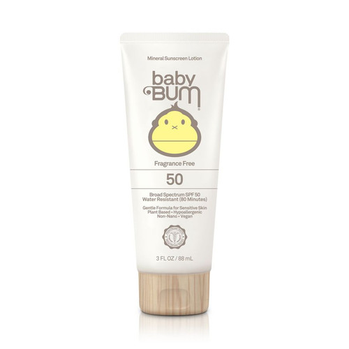 Mineral SPF 50 Sunscreen