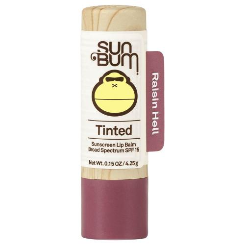 Tinted SPF 15 Lip Balm Raisin