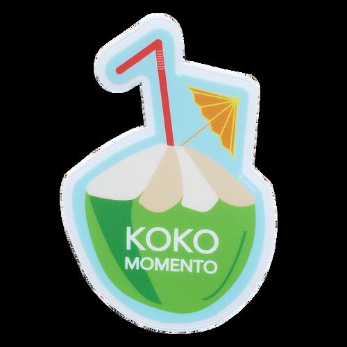 Kokomomento Sticker