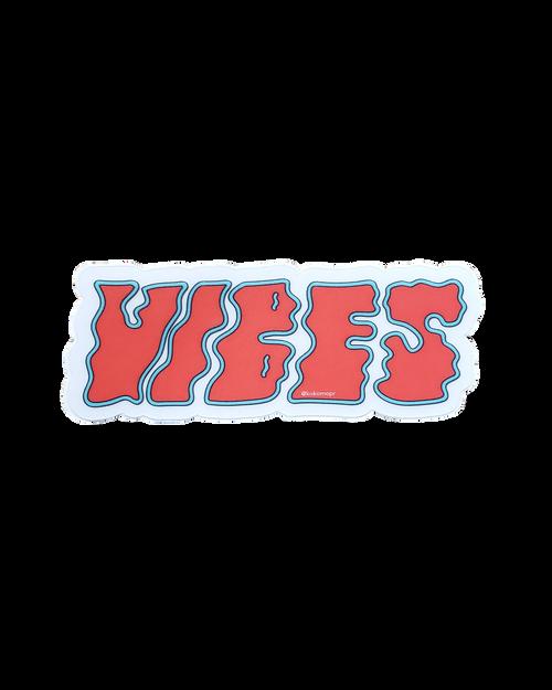 Vibes Kókomo Sticker
