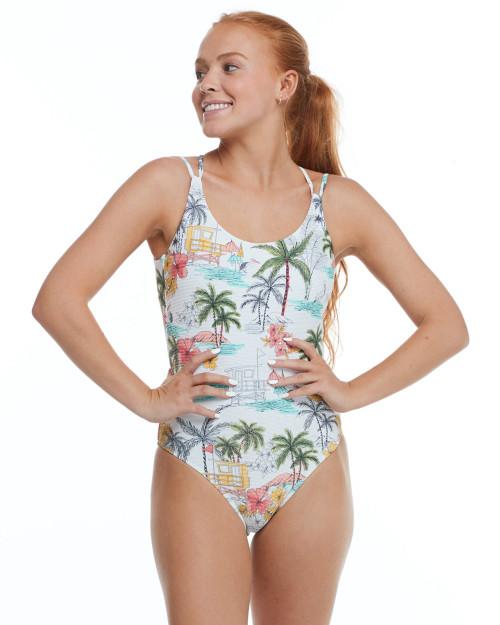 Azur Pascale Tank Swimsuit